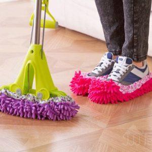 Для быстрой уборки