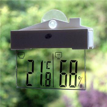 Прозрачный Термометр