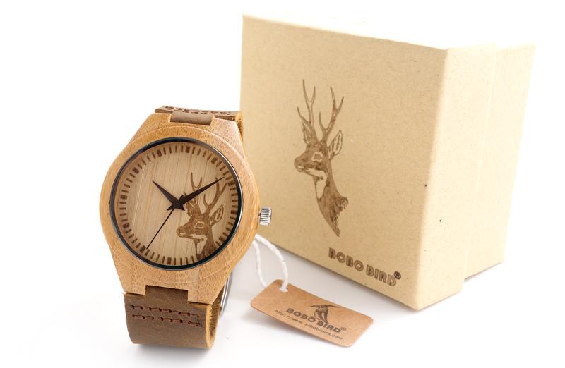 Бамбуковые Часы