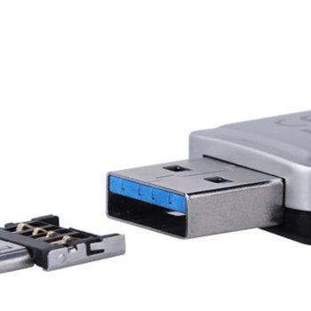 Мини Micro USB Адаптер