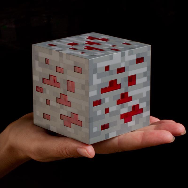 Куб Руды Из Minecraft