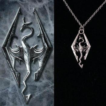 Кулон Skyrim