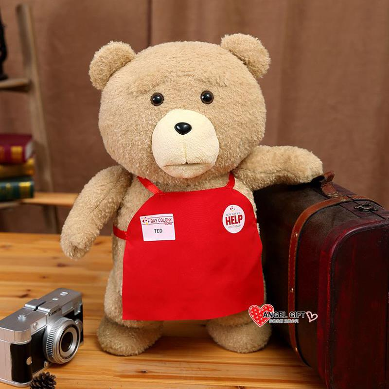 Медведь Тэд