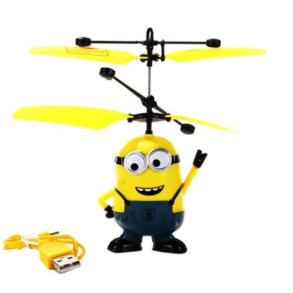 Миньон Вертолет