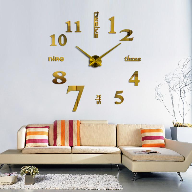 Модные Настенные Часы