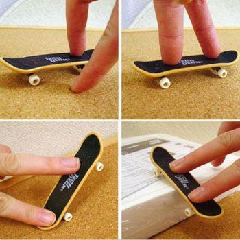 Пальцевой Скейтборд