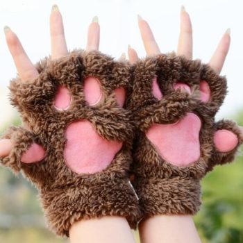 Перчатки Кошачьи Лапы
