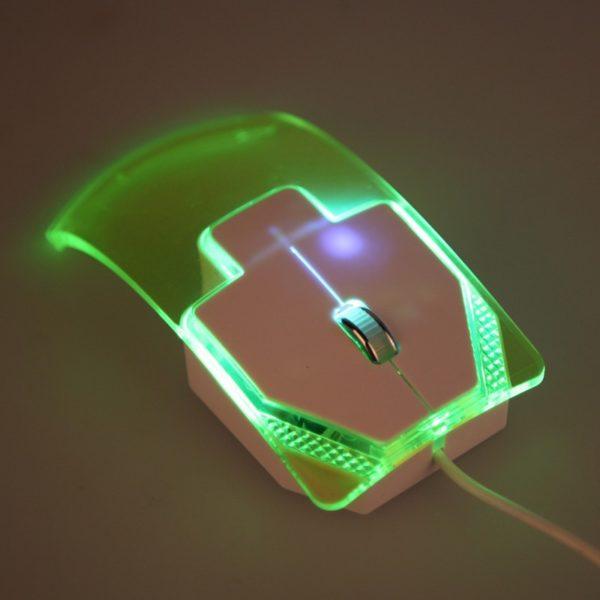 Прозрачная Мышка
