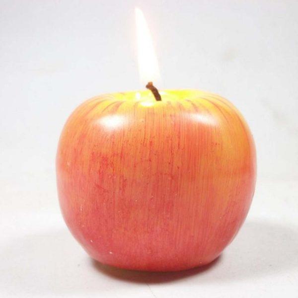Свеча В Виде Яблока