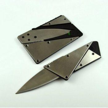 Стальной Нож Кредитка