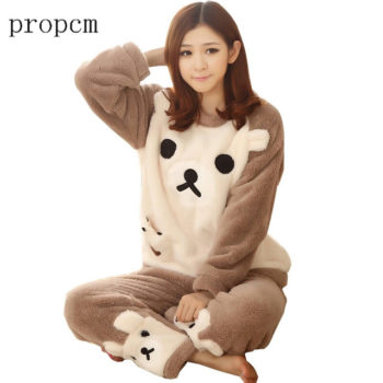Тёплые Пижамы