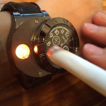 Часы Прикуриватель