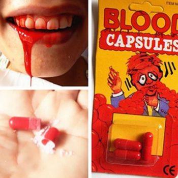 Капсула С Кровью