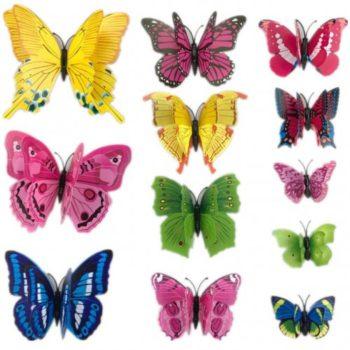 Магнитные Бабочки