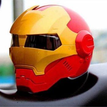 Мотошлем Iron Man