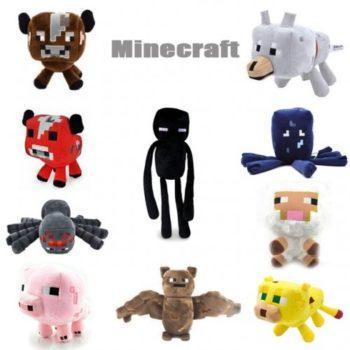 Игрушки Minecraft