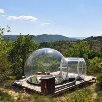 Палатка Пузырь