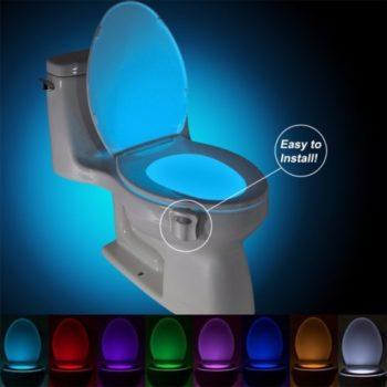 Подсветка Туалета