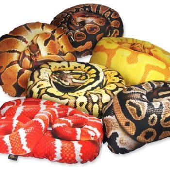 Подушки Змеи