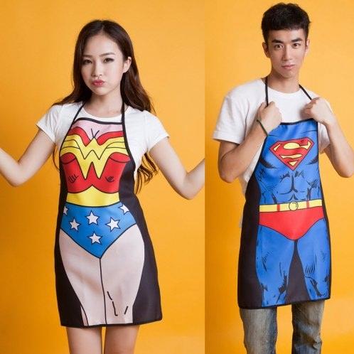 Супергеройские Фартуки