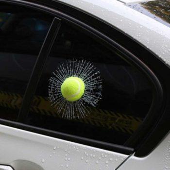 Теннисный Мяч В Стекле