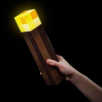 Факел Из Майнкрафта