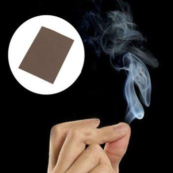 Фокус Дымящиеся Пальцы
