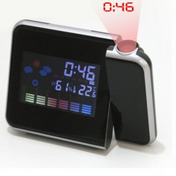 Часы С Проектором