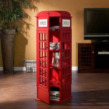 Шкаф Телефонная Будка
