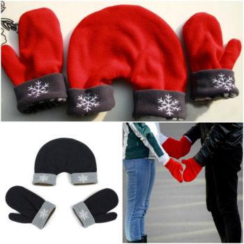 Перчатки Для Парочек