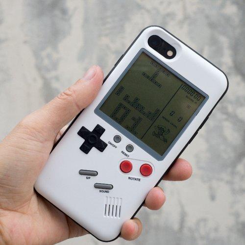 Чехол Тетрис на iPhone