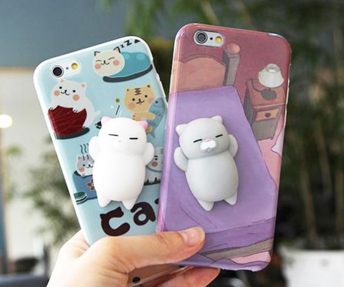 Котик Чехол Для iPhone
