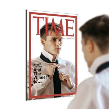 Зеркало В Виде Журнала